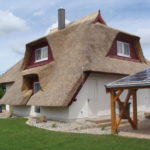 Holiday house Seestern in rustic style